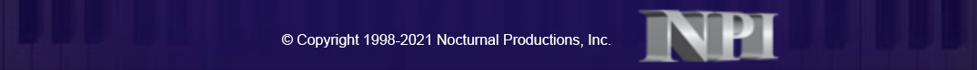 Nocturnal Productions, Inc.